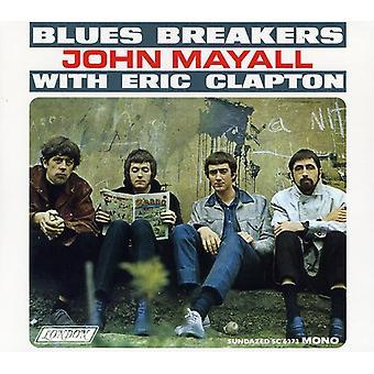John Mayall - Blues Breakers W/Eric Clapton [CD] USA import