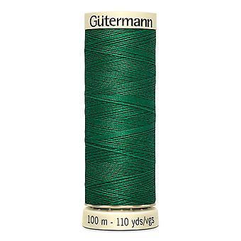 Gutermann Ommella-all 100 % Polyesteri Thread 100m Käsi ja kone värikoodi - 402