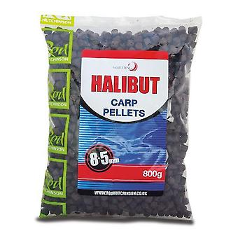 R Hutchinson Scretting Halibut Pellets 8.5Mm Natural