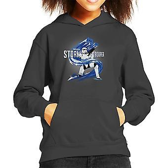 Star Wars Imperial Storm Trooper TIE Fighter Kid's Hooded Sweatshirt