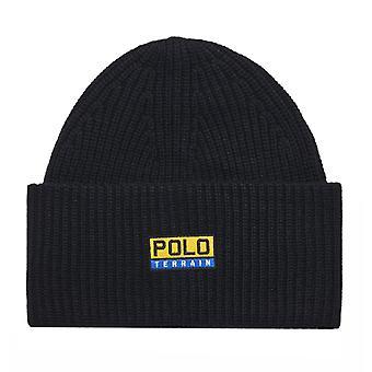 Polo Terrain Logo Beanie