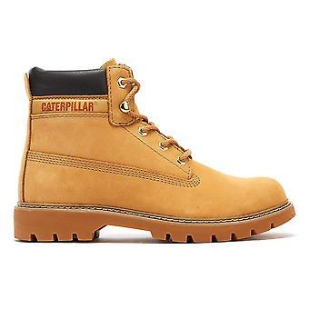 Caterpillar Lyric Womens Honey Yellow Boots