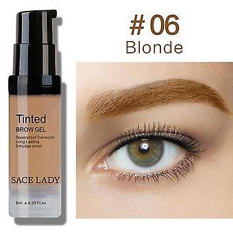 Vodotěsný gel na obočí Natural Enhancer makeup