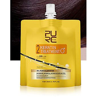 Hair Treatment - No Irritation, No Smoke Repair And Straighten