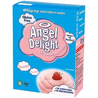 Angel Delight Strawberry Flavour Dessert Mix