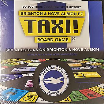 Taxi Board Game Brighton & Hove Albion FC by Taxi Game Ltd
