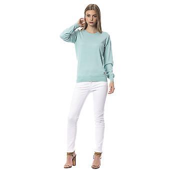 Trussardi Jeans C Acquamarine Sweater TR856220-XS