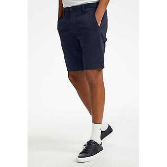 Pristu Dark Navy Tailored Shorts