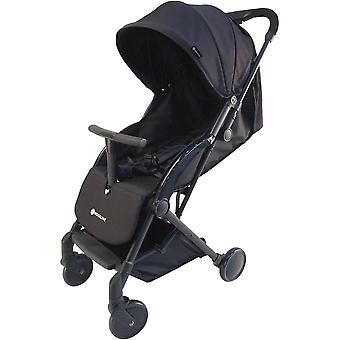 Sulky Stroller with Hood, Foldable - Dark Blue