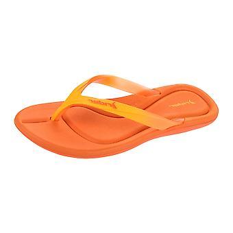 Rider Smoothie II Womens Flip Flops / Sandals - Orange