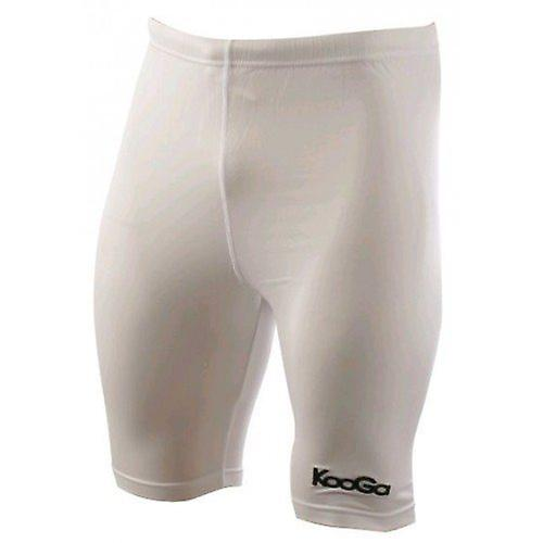 Power Cycle Rugby Under Shorts Jnr - White