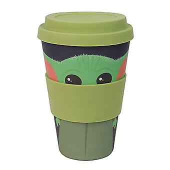 Star Wars Travel Mug The Child Baby Yoda new Official Green
