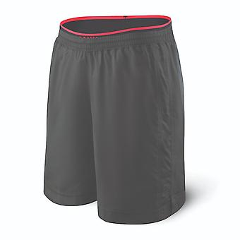Saxx Kinetic Athletic Shorts - Dark Charcoal