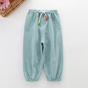 Children's Jeans Pants Spring Summer Infant Pants For Boys Girls Lantern Pants Baby Casual Trousers