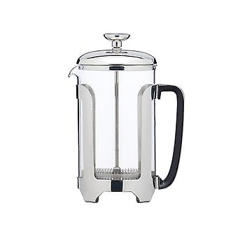 Kitchen Craft French Press Cafetiere Stainless Steel 6 Cup KCLXCAFE6CP