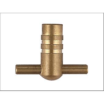 Basics Radiator Keys Brass 002921