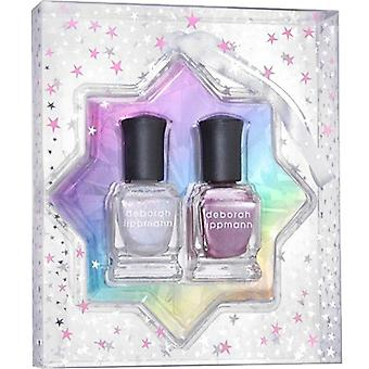 Deborah Lippmann Professional Mini Nail Lacquer Set - Shining Star Ornament (2 X 8ml)