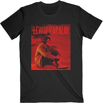 Lewis Capaldi guddommeligt uinspireret front print officielle T-shirt Unisex