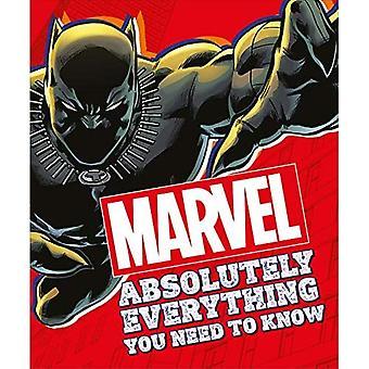 Marvel absolut alt hvad du behøver at vide