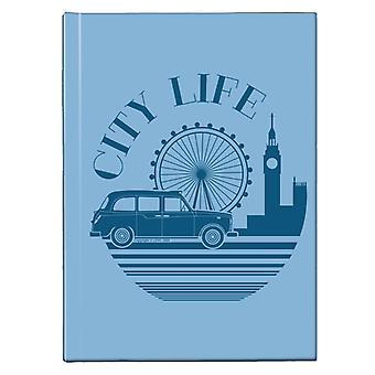 London Taxi Company City Life Hardback Journal