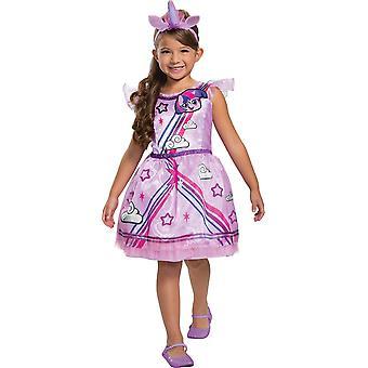 Girl's Twilight Sparkle Classic Costume - My Little Pony
