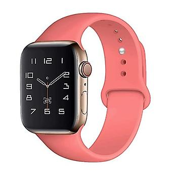 Sport Silicone Strap Belt Bracelet Correa For Apple Watch Accessories