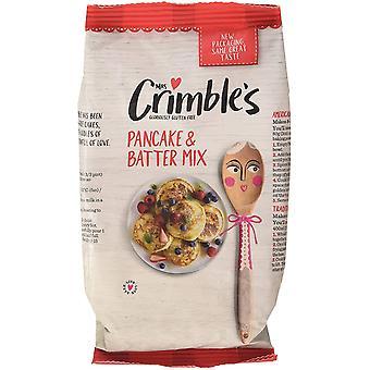 Frau Crimbles Pfannkuchen & Teig Mix 200g x6