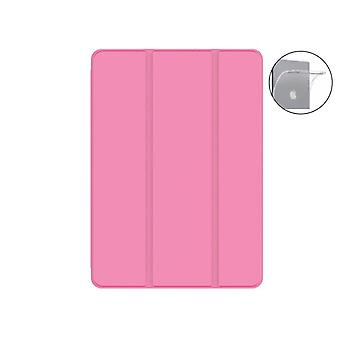FONU Dun Tri-Fold Silikon Fall iPad Air 3 (2019) - 10,5 Zoll - 3. Generation - rosa
