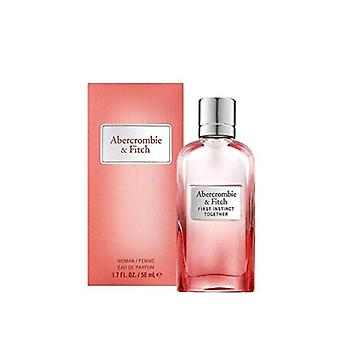 New (2020) Abercombie & Fitch First Instinct Together 50ml Edp Womens