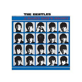 The Beatles A Hard Days Night Canvas Print
