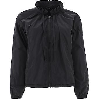 Aspesi Wj07g40901241 Damen's Schwarze Polyester Bluse