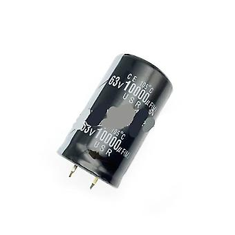 Condensateurs électrolytiques Radial Dip Aluminium 16v 25v 50v 63v 80v 100v 10000uf