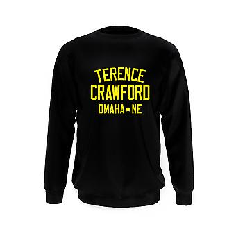 Terence Crawford Boxing Legend Sweatshirt