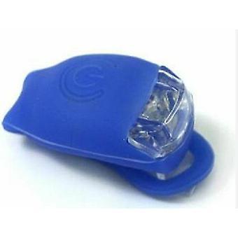 Knipperend waarschuwingslampje (blauwe huls)