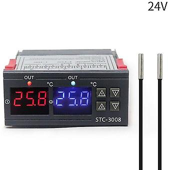 Regulator sensor mechanical thermostat home switch connect stc-3008 heater signal device digital display temperature controller
