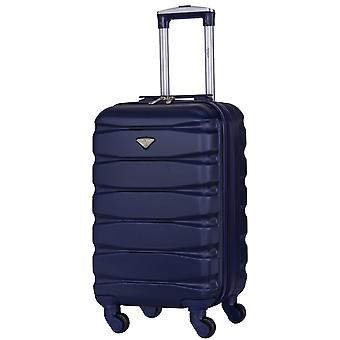 Flight knight 4 wheel lightweight carry on cabin hand luggage 55x35x20cm easyjet ba approved