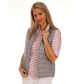 JUST WHITE Just White Pink Gilet 43726