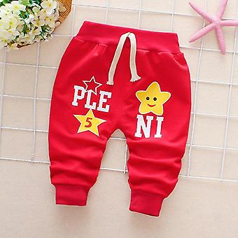 Letter Cotton Harem Pants For Baby Casual Clothes