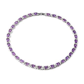 Tennis Necklace for Women 16 '' Cubic Zirconia Gift for Wife/Girlfriend/Mother