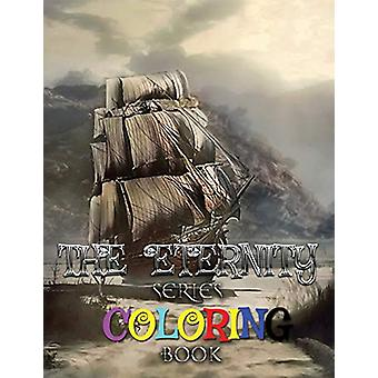 The Eternity Series Coloring Book by Mike Hartner - 9781927867112 Book