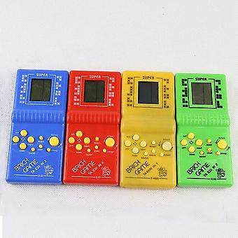Hand Held Lcd Electronic Game  (random Color)