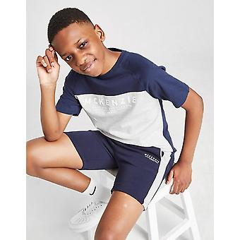 New McKenzie Boys' Riley Fleece Shorts from JD Outlet Blue
