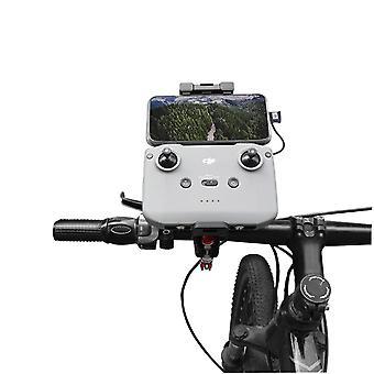 Air 2s fjärrkontrollhållare cykel efter skott fjärrkontroll fäste montering för dji mavic luft 2/2s drone tillbehör