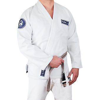 Chaos and Order Explorer Series Aquanaut BJJ Kimono - White