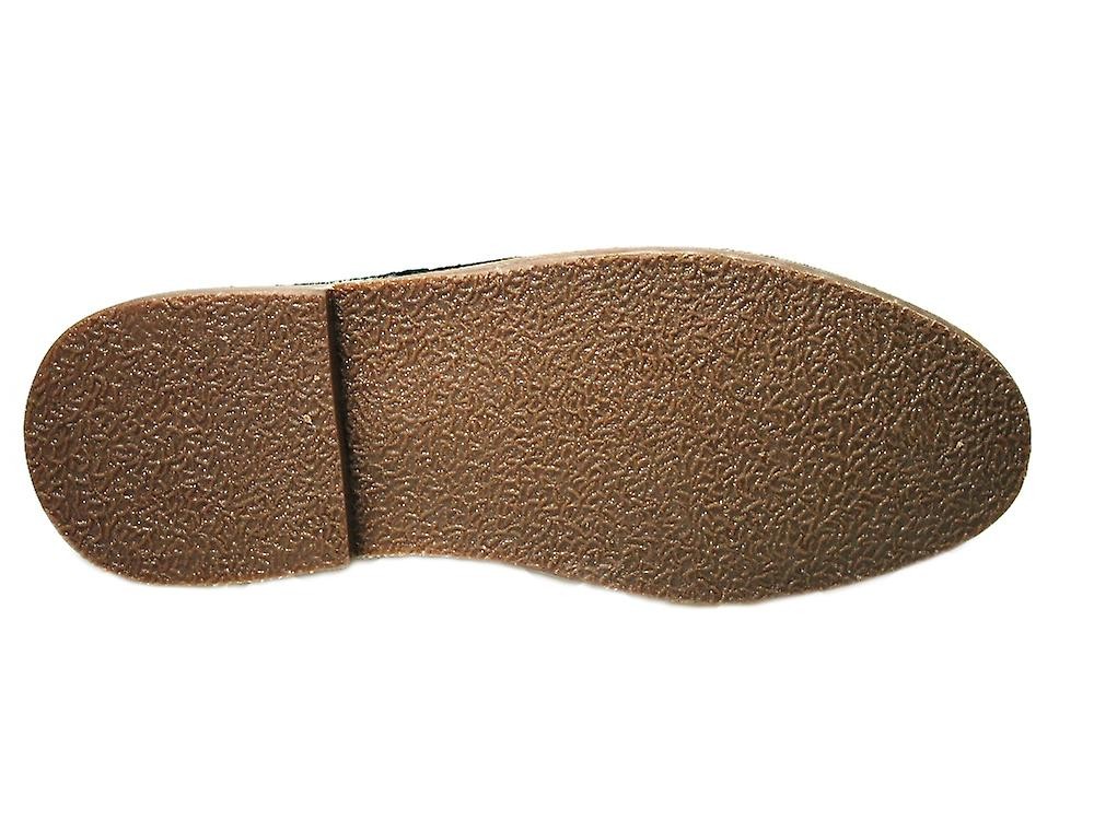 Red Tape Gobi Navy Suede Casual Men's Desert Boots