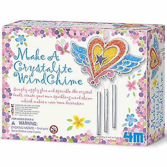 Grote Gizmos maken een Crystalite Wind klokkenspel