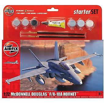 Airfix McDonnell Douglas F-18A Hornet Model Kit