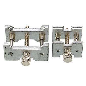 Metal Watch Movement Holder Fixed Base