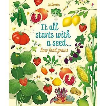 Tutto inizia con un seme Come cresce il cibo 1