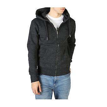 Superdry - Clothing - Sweatshirts - M2010227A-3TF - Men - dimgray - M